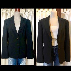 Nordstrom classiques black blazer/jacket
